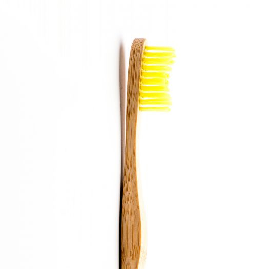 Humble Brush Toothbrush Adult fogkefe - Yellow – Soft