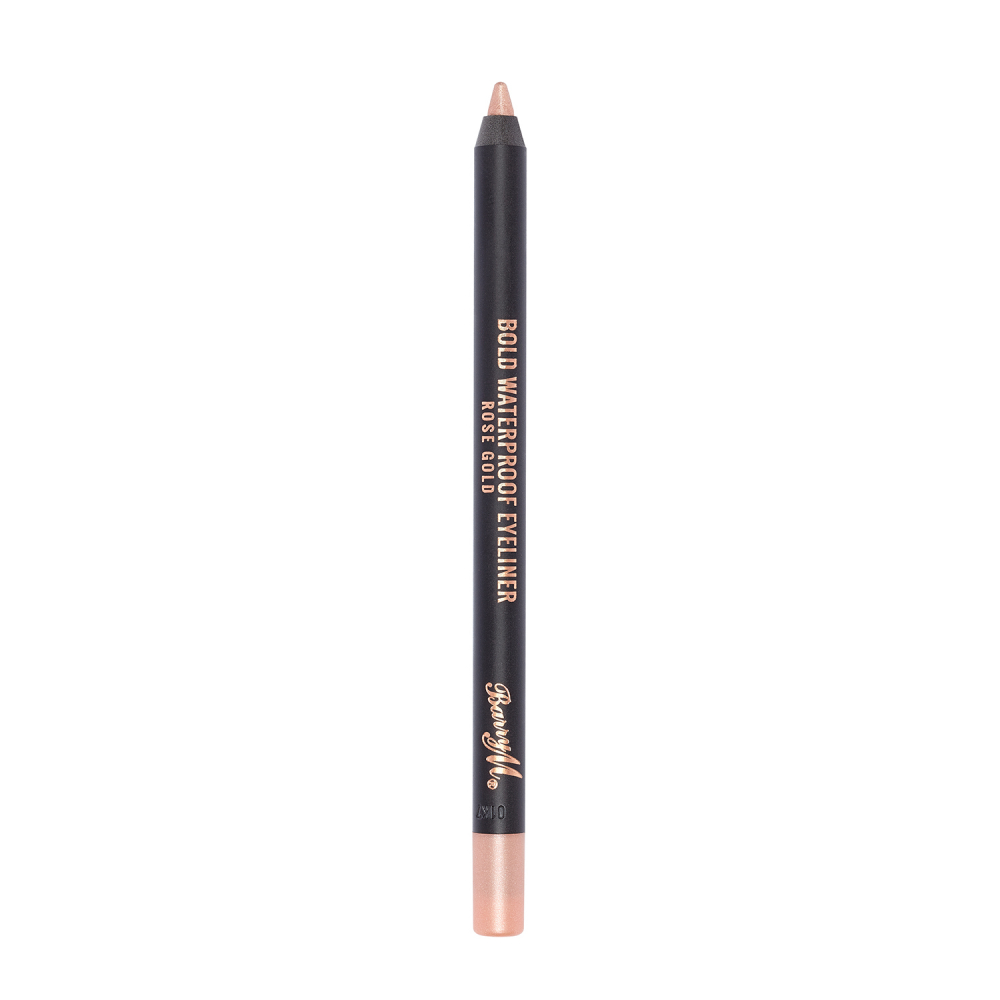 Barry M matita occhi waterproof  - Bold Waterproof Eyeliner - 9 Rose Gold