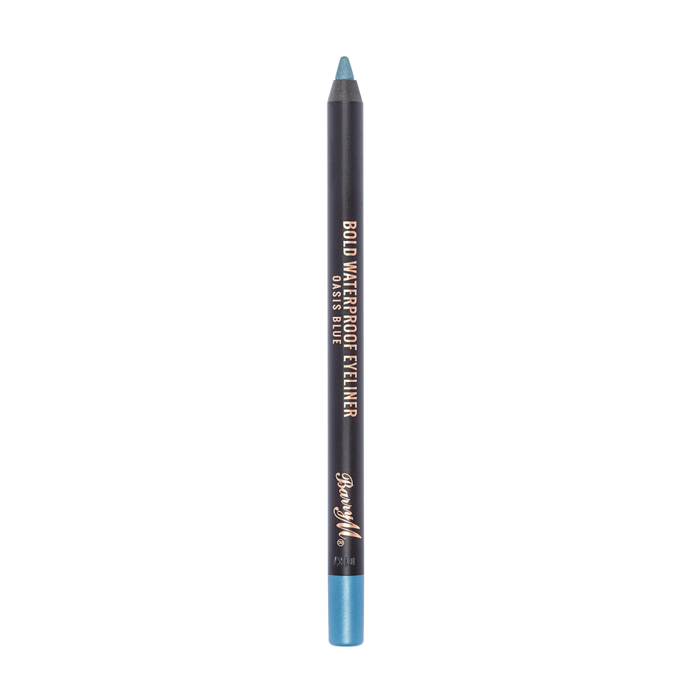 Barry M matita occhi waterproof  - Bold Waterproof Eyeliner - 12 Oasis Blue