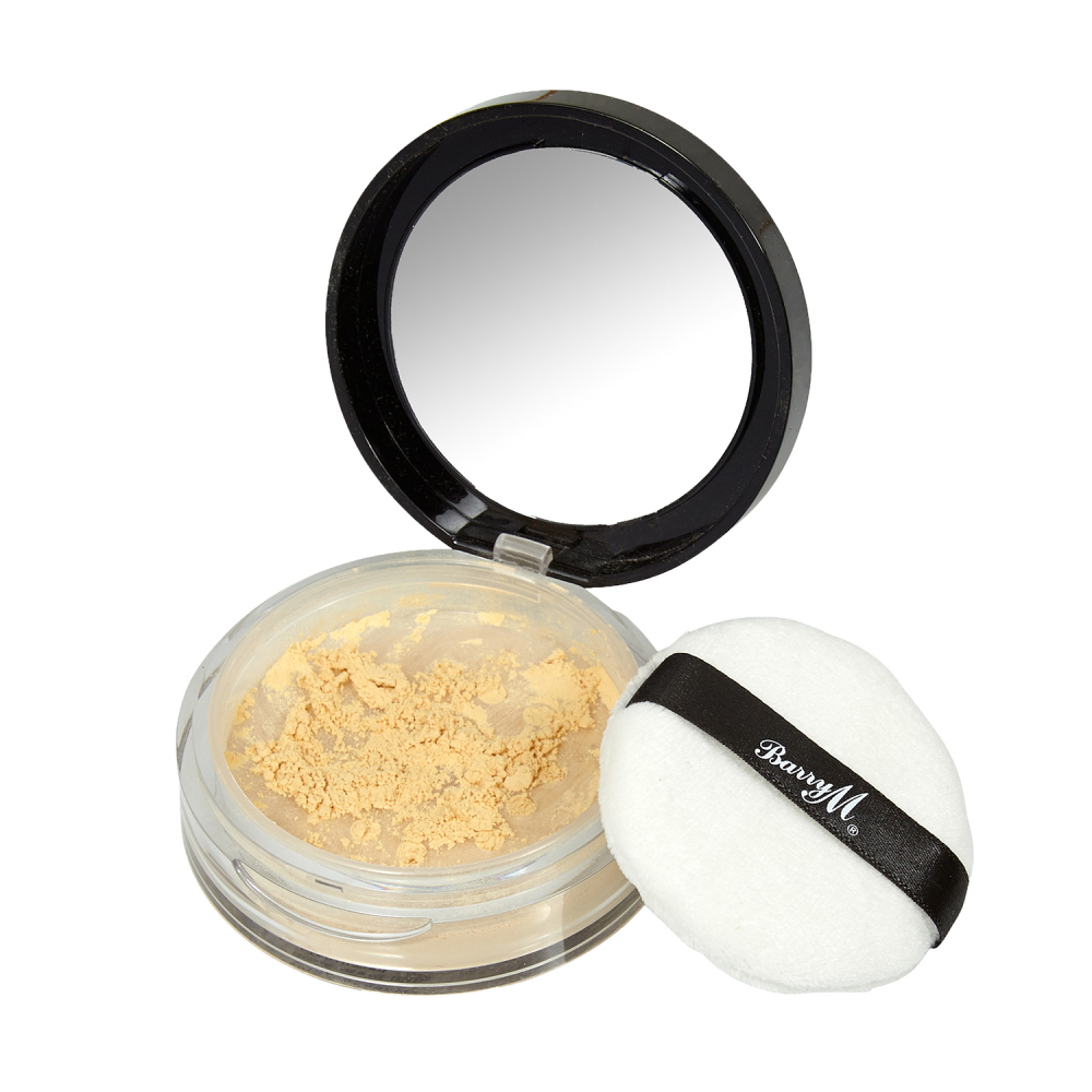 Barry M Banana Powder banana púder - Ready, Set, Smooth Powder