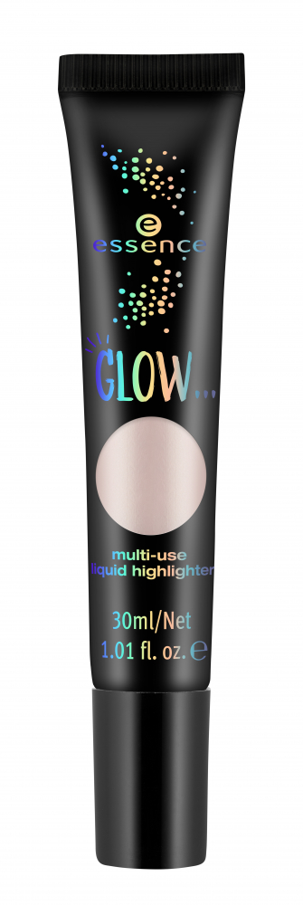 essence iluminator lichid - Glow... Multi-Use Liquid Highlight - 01 ...Like You're On Your Dream Date