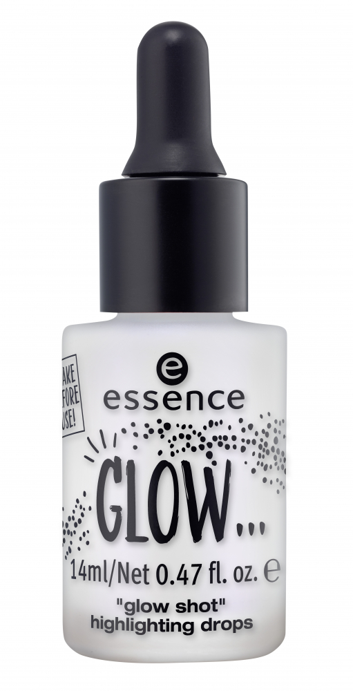 essence Highlighter - Glow... Glow Shot Highlighting Drops - 02 ...Like It's The Perfect Day
