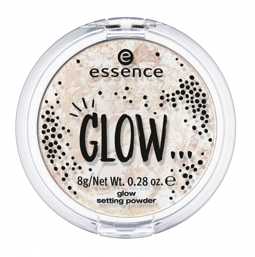 essence Puder - Glow... Glow Setting Powder - 01 ...Like A Jewel On The Crown