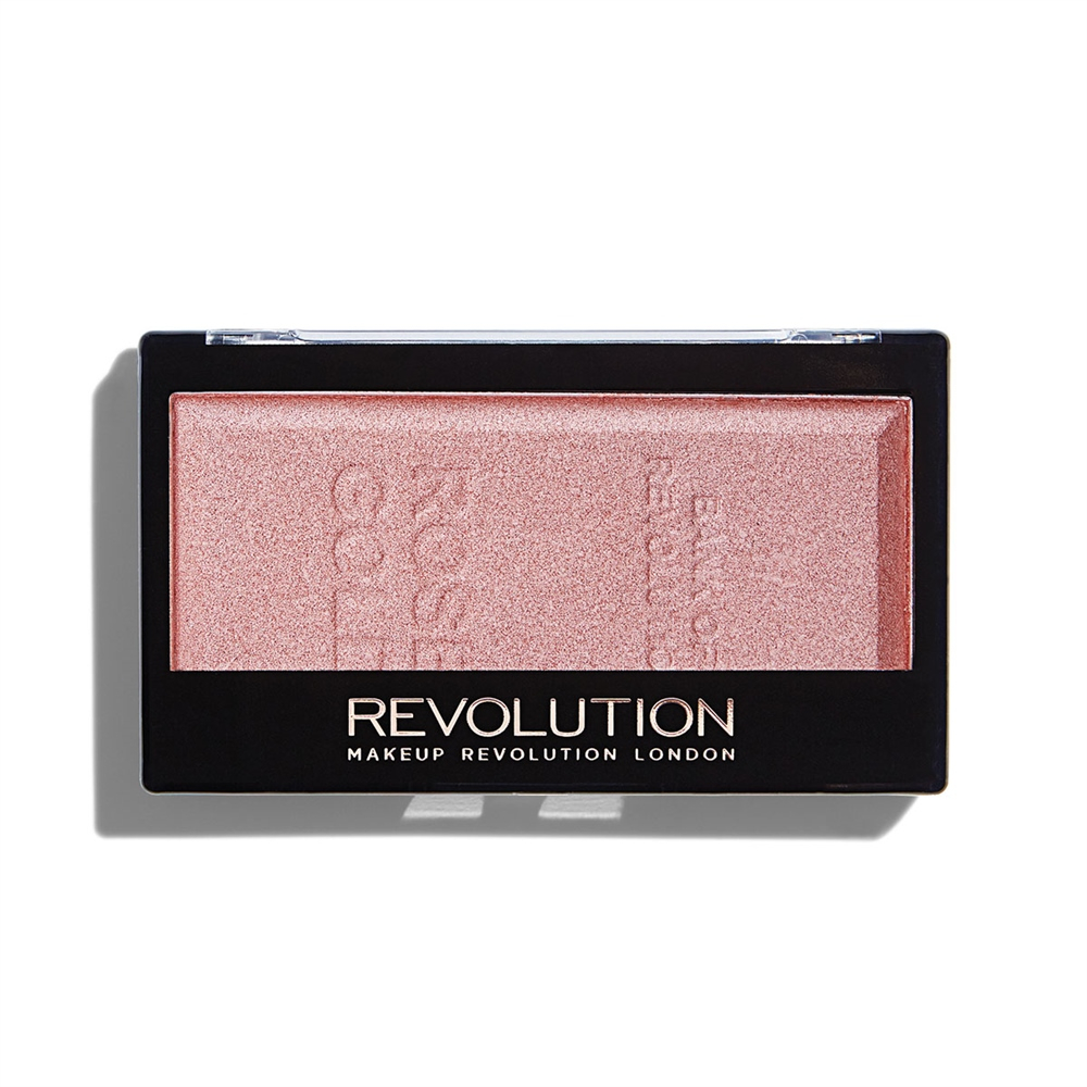 Makeup Revolution illuminante compatto - Ingot Highlighter - Rose Gold