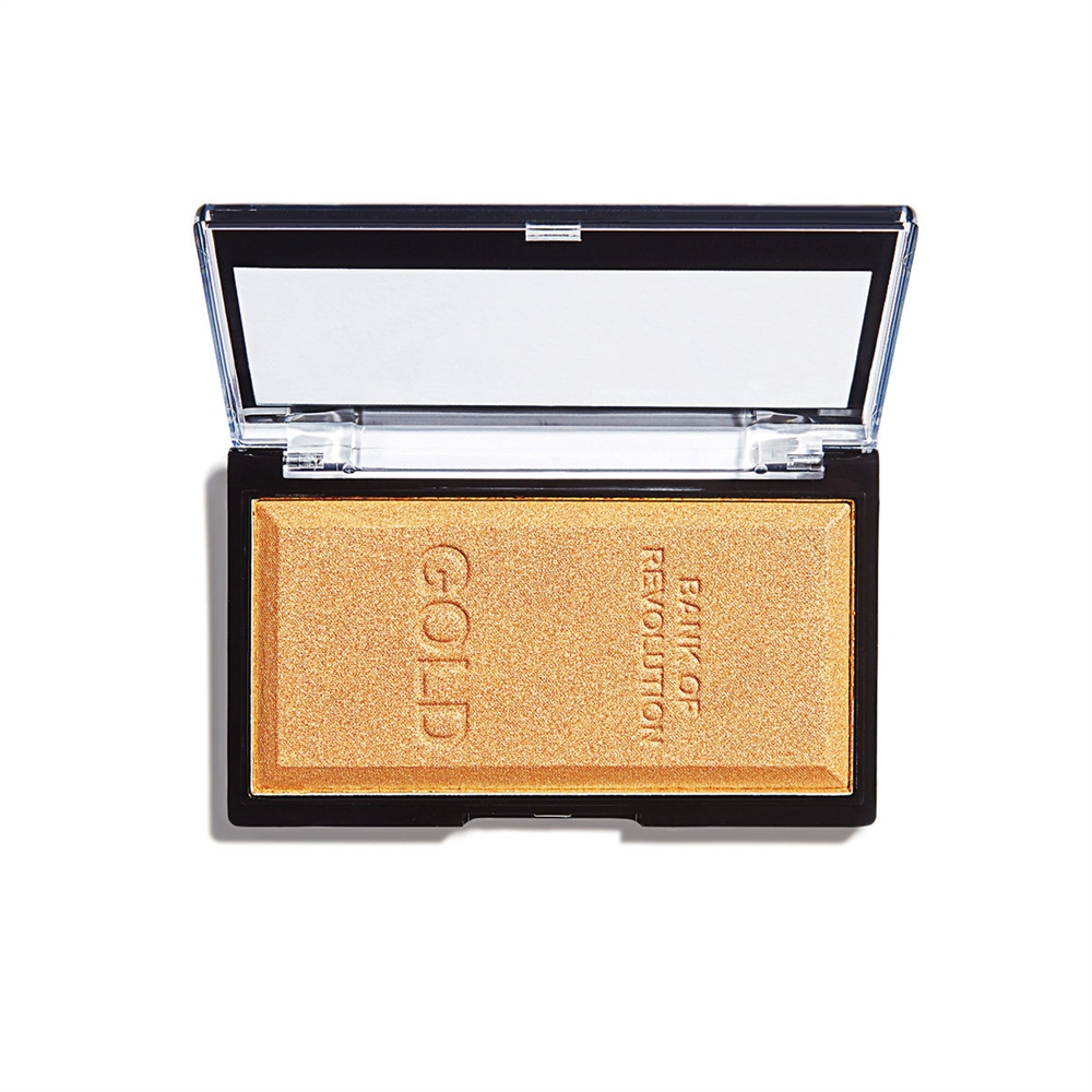 Revolution Highlighter - Ingot Highlighter - Gold