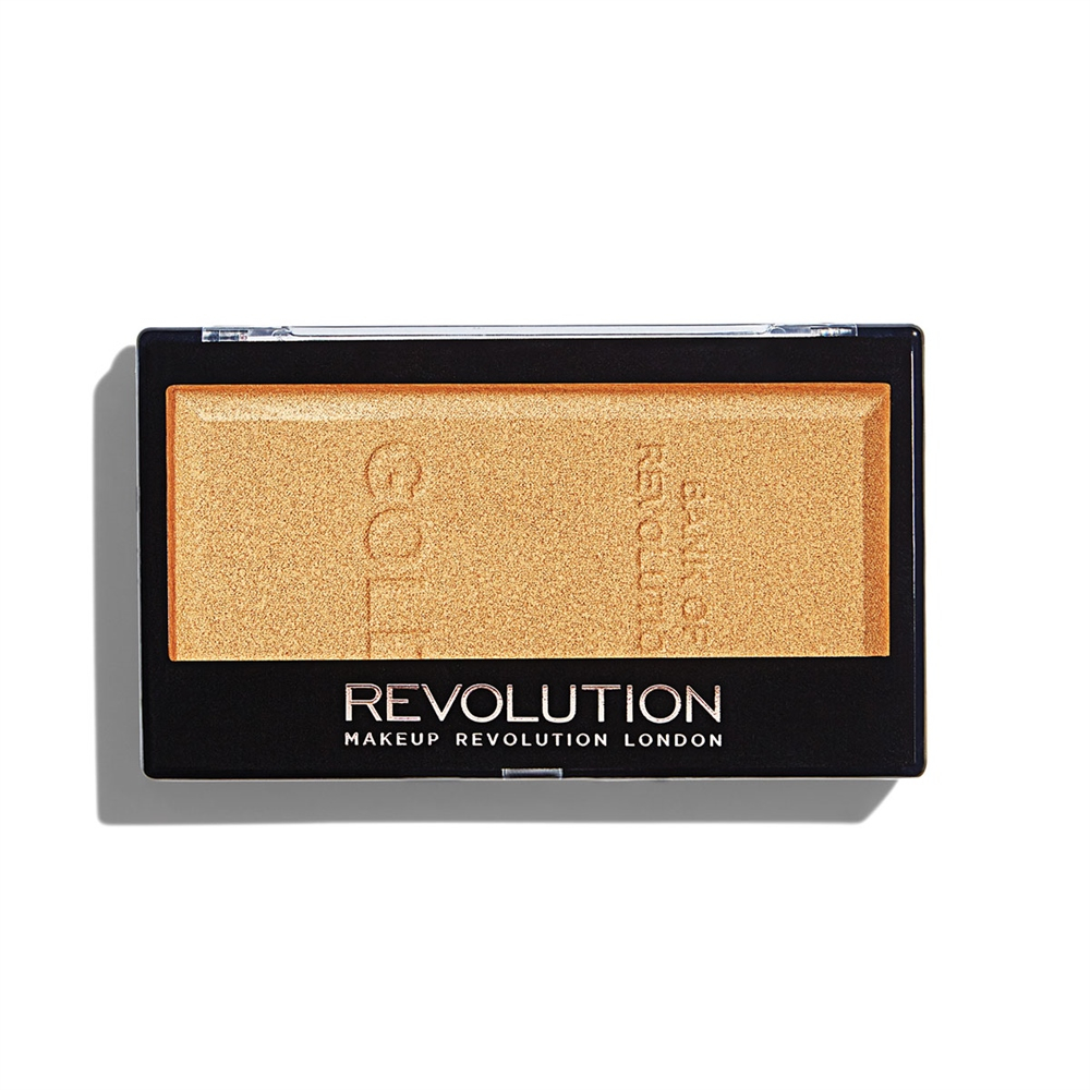 Revolution kompaktni highlighter - Ingot Highlighter - Gold