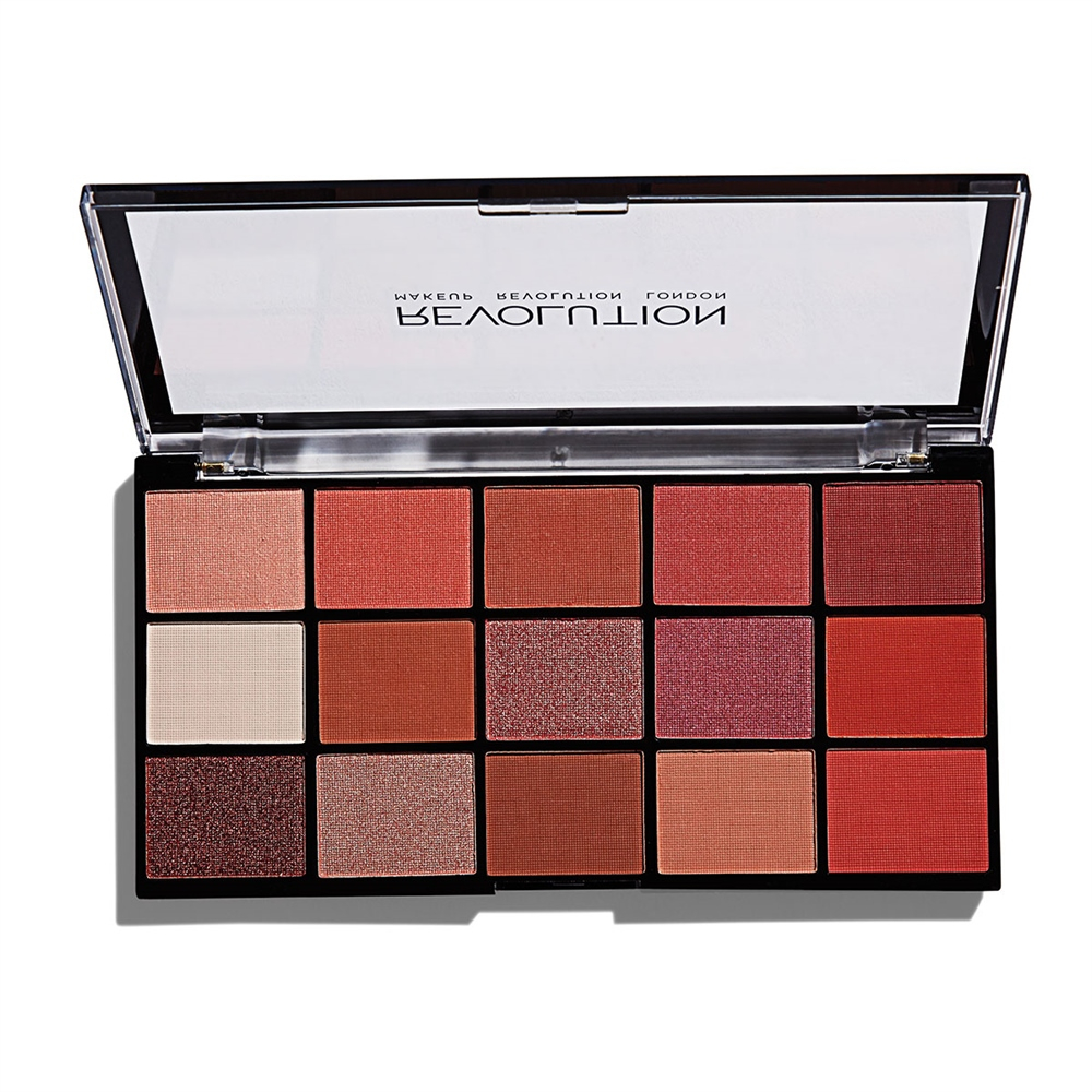 Makeup Revolution palette fards à paupières - Re-Loaded Palette - Newtrals 2