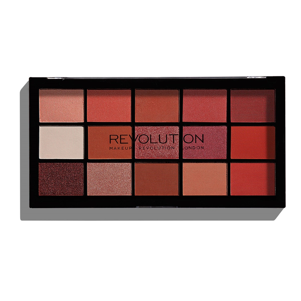 REVOLUTION палитра сенки за очи - Re-Loaded Palette - Newtrals 2