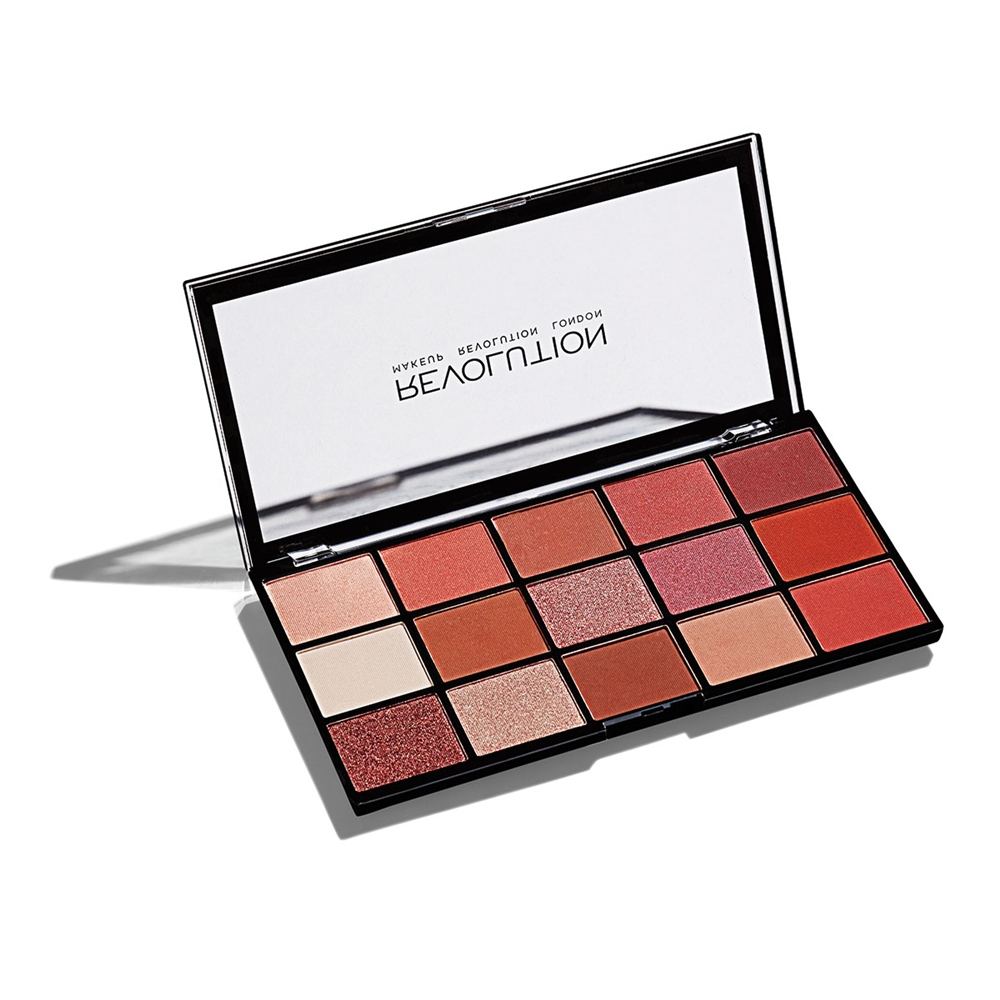 Revolution paletka očných tieňov - Re-Loaded Palette - Newtrals 2