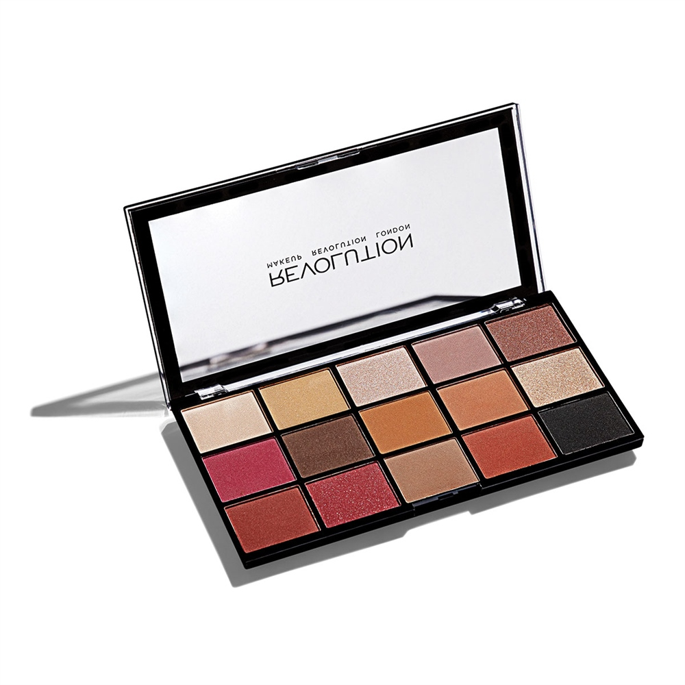 Revolution Lidschattenpalette - Re-Loaded Palette - Iconic Vitality