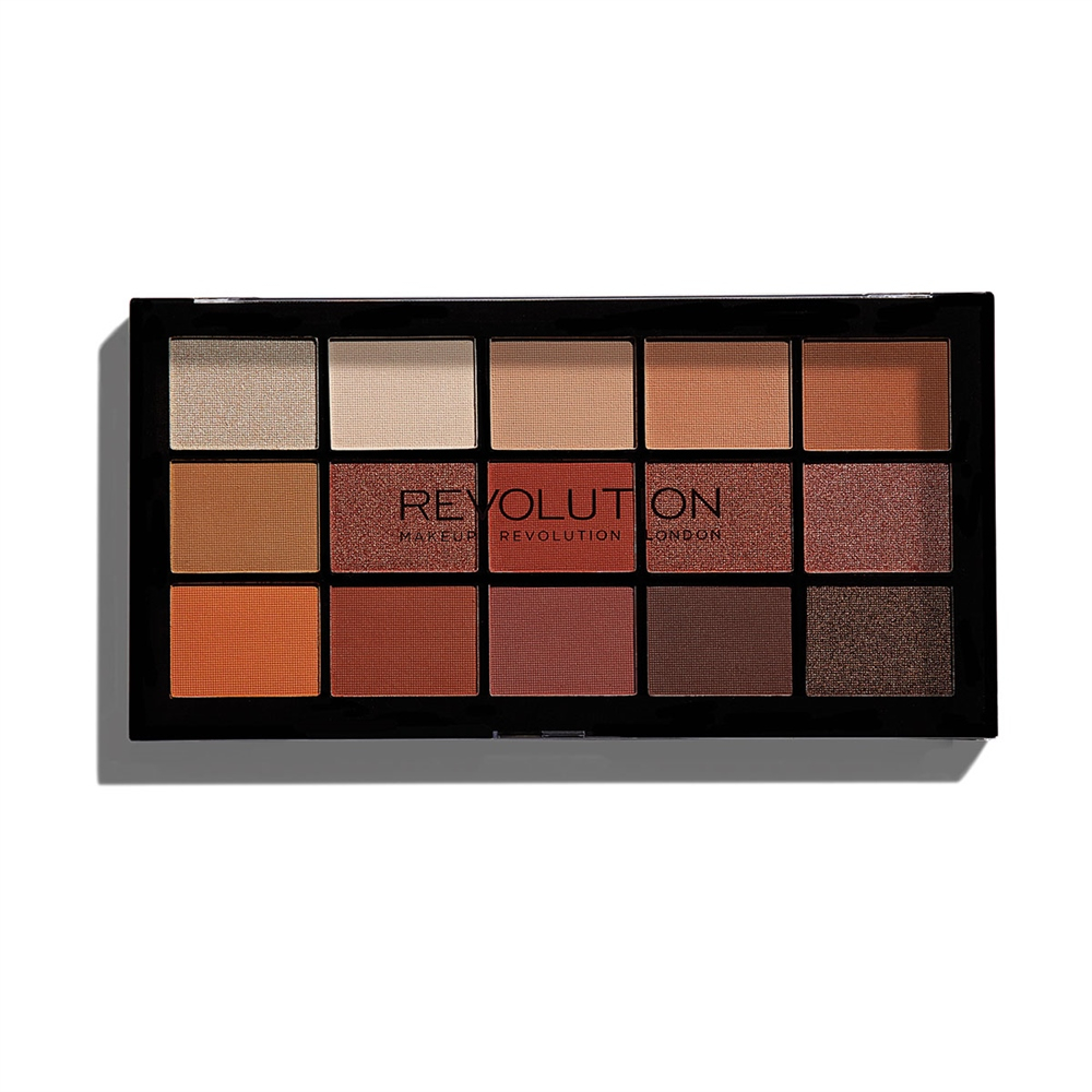 Makeup Revolution palette maquillage - Re-Loaded Palette - Iconic Fever
