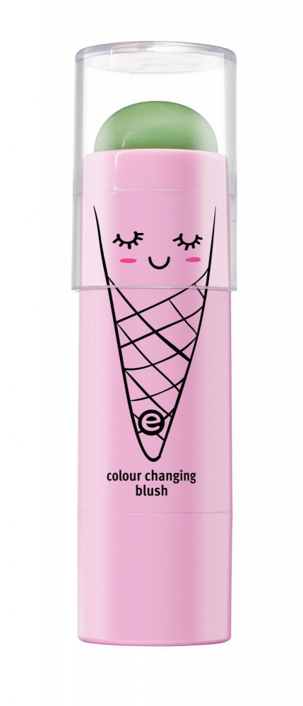 essence tvářenka - Happy Kawaii Colour Changing Blush - 01 Happiness Is Ice Cream
