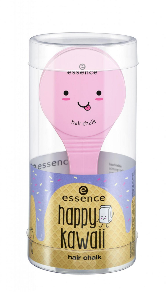 essence křída na vlasy - Happy Kawaii Hair Chalk - 01 Nothin' Without Muffin
