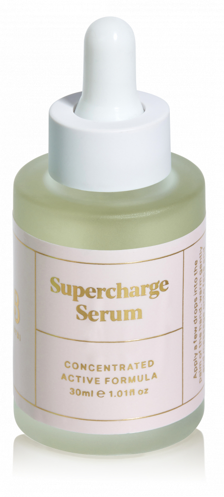 BYBI Beauty Gesichtsserum - Supercharge Serum