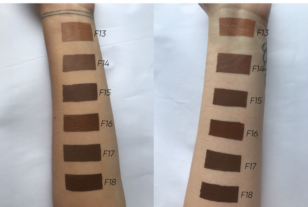 Makeup Revolution puder v stiku – Fast Base Stick Foundation – F3