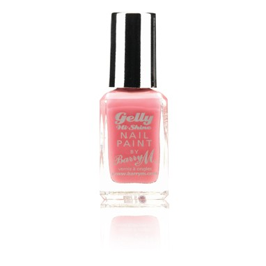 Barry M Gelly Nail Effect körömlakk - Dragon Fruit