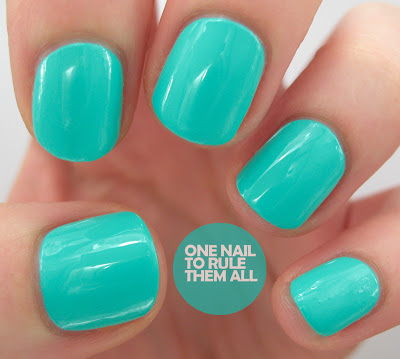 Barry M Gelly Nail Effect körömlakk - Green Berry