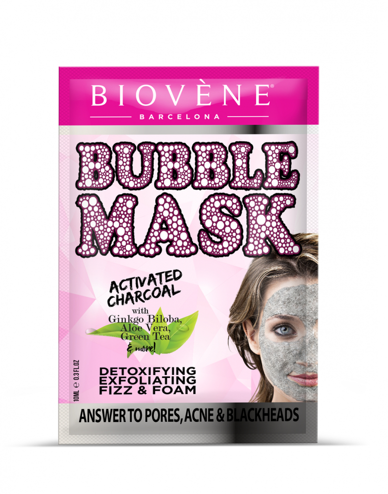 Biovéne Cosmetics Gesichtsmaske – Bubble Mask 10ml