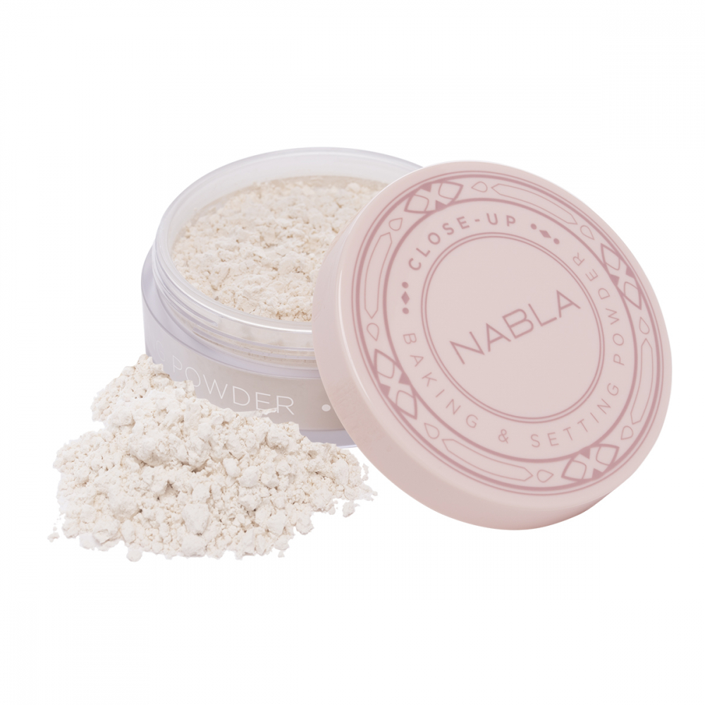 Nabla puder u prahu - Close-Up Baking & Setting Powder