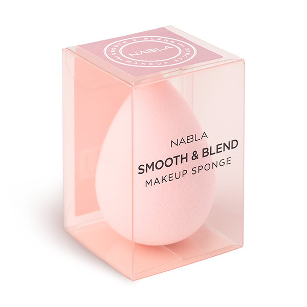 Nabla make-up hubička - Smooth & Blend Makeup Sponge