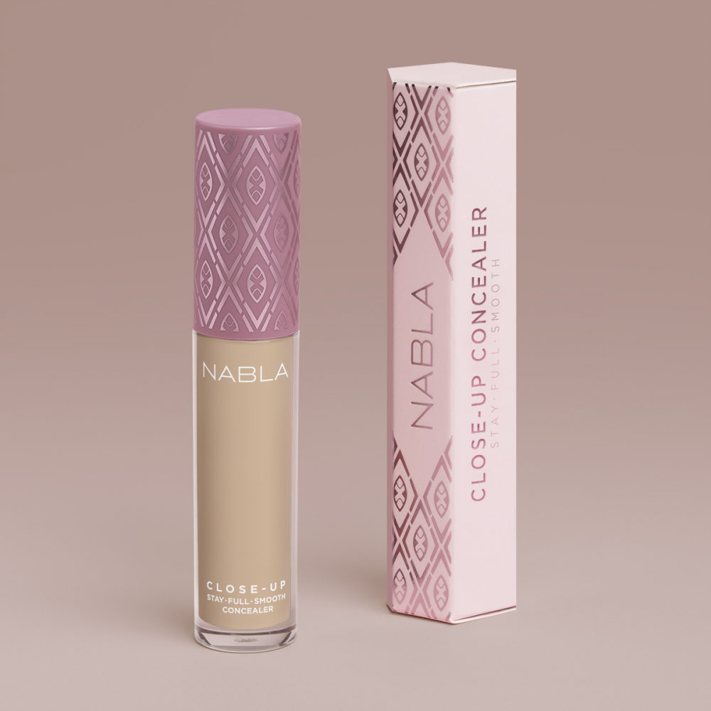 Nabla korektor - Close-Up Concealer - Ivory