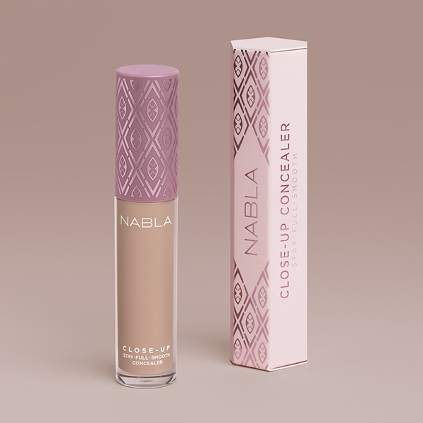 Nabla tekući korektor - Close-Up Concealer - Light Peach