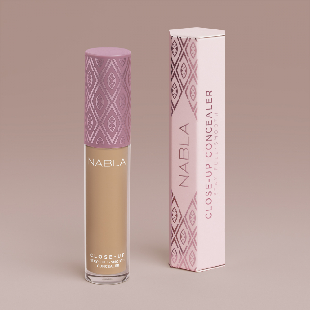 Nabla correttore liquido - Close-Up Concealer - Cream Beige