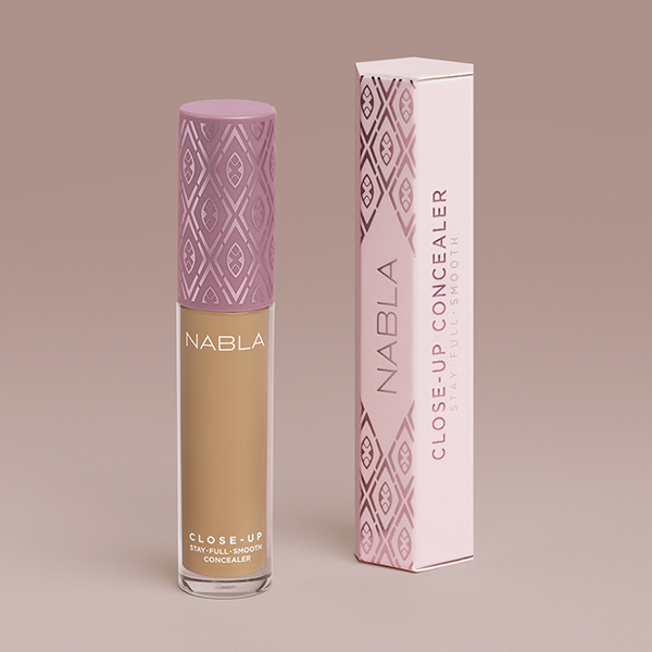 Nabla tekući korektor - Close-Up Concealer - Golden Beige