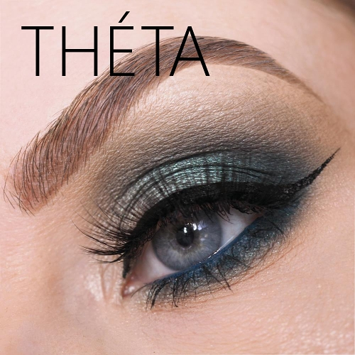 Petra Lovely Hair umelé mihalnice – Eyelashes – Théta