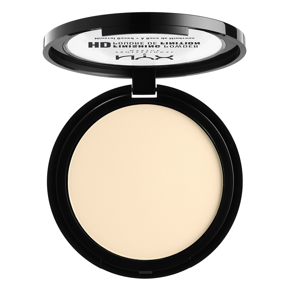 NYX Professional Makeup завършваща пудра - High Definition Finishing Powder – Banana (HDFP02)