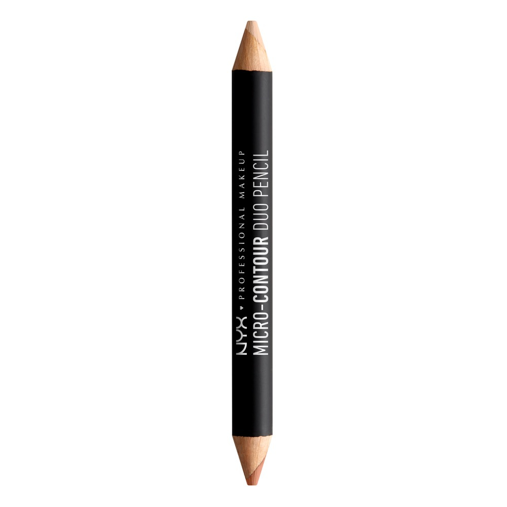 NYX Professional Makeup kremni bronzer/contour - Micro Contour Duo Pencil – Light (MCDP01)