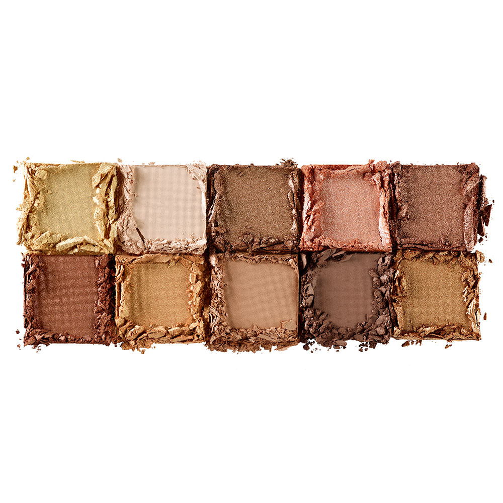 NYX Professional Makeup палитра сенки за очи - Perfect Filter Shadow Palette – Golden Hour (PFSP01)