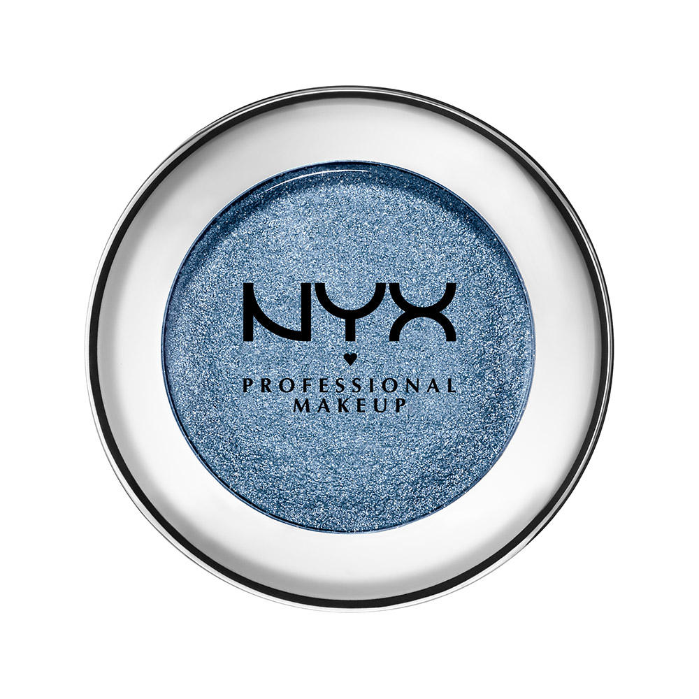 NYX Professional Makeup enojno senčilo - Prismatic Eyeshadow – Blue Jeans (PS08)