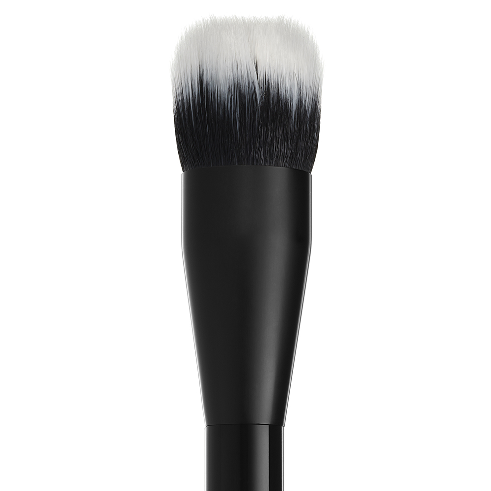 NYX Professional Makeup čopič za puder - Pro Dual Fiber Foundation Brush (PROB04)