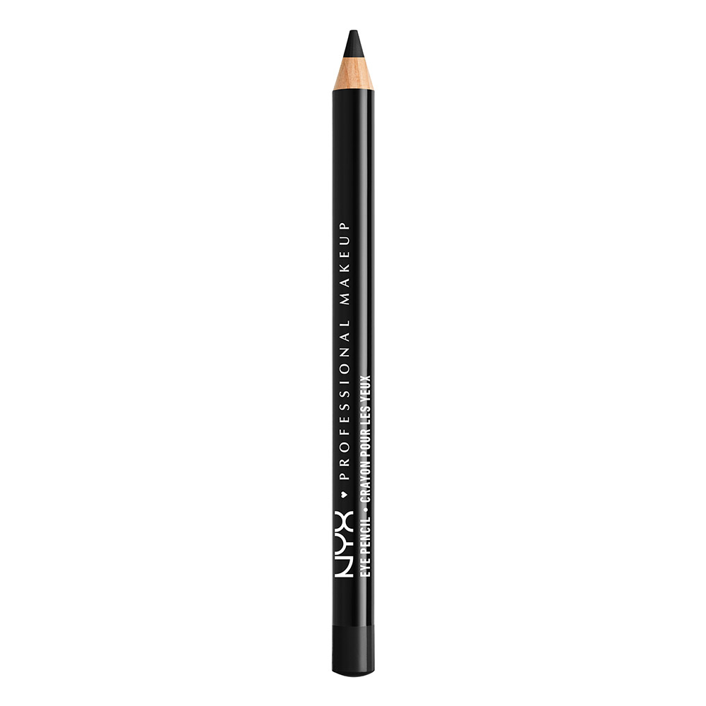 NYX Professional Makeup krémová ceruzka na oči - Slim Eye Pencil – Black (SPE901)