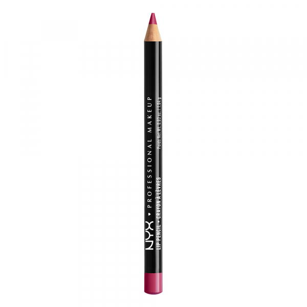 NYX Professional Makeup Slim Lip Pencil, Hot Red - Walmart