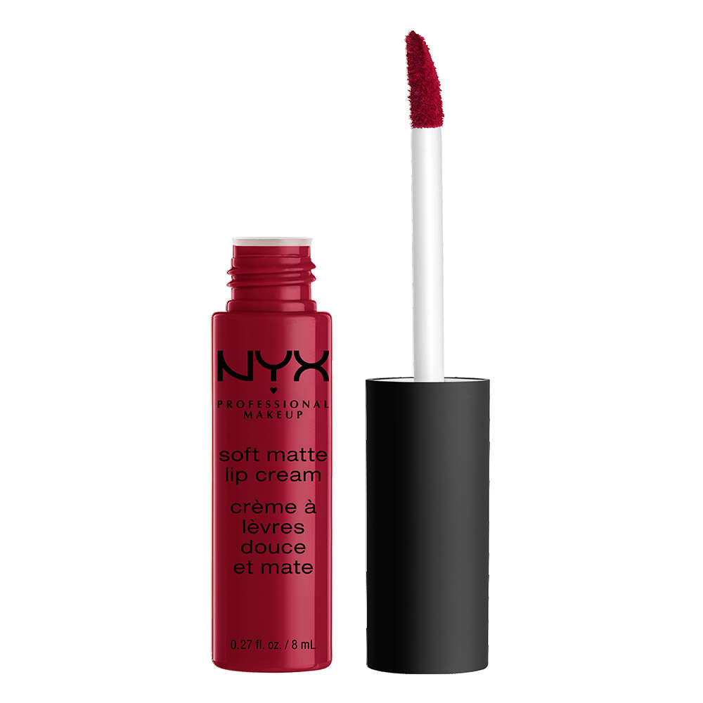 NYX Professional Makeup матов гланц за устни - Soft Matte Lip Cream – Monte Carlo (SMLC10)