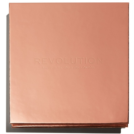 REVOLUTION kompaktni highlighter - Face Quad – Ignite