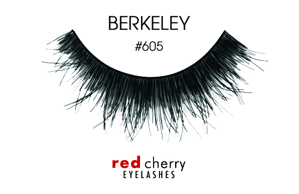 Red Cherry Eyelashes umetne trepalnice – False Eyelashes – Berkeley