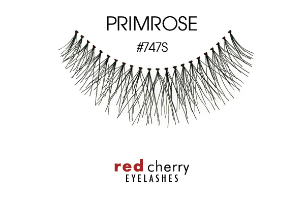 Red Cherry Eyelashes gene false – False Eyelashes – Primrose