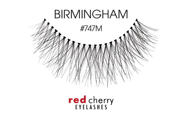 Red Cherry Eyelashes umjetne trepavice – False Eyelashes – Birmingham