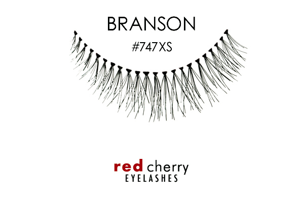 Red Cherry Eyelashes gene false – False Eyelashes – Branson