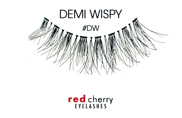 Red Cherry Eyelashes изкуствени мигли – False Eyelashes – Demi Wispy