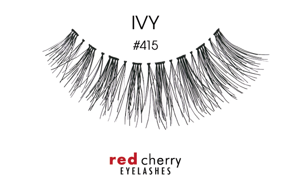 Red Cherry Eyelashes изкуствени мигли – False Eyelashes – Ivy