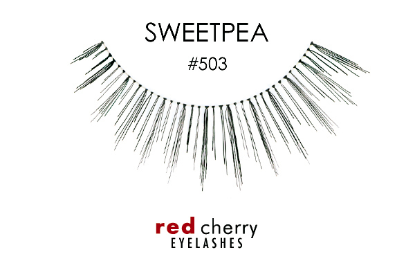 Red Cherry Eyelashes umelé mihalnice – False Eyelashes – Sweetpea
