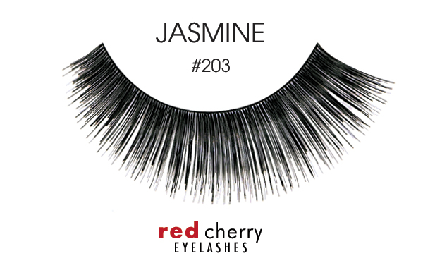 Red Cherry Eyelashes False Eyelashes műszempilla – Jasmine
