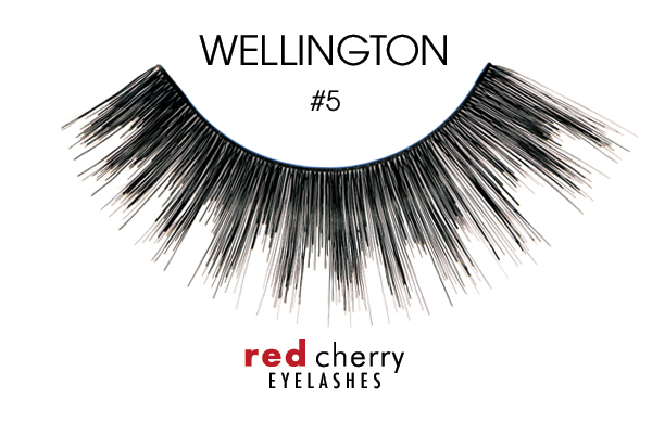 Red Cherry Eyelashes umetne trepalnice – False Eyelashes – Wellington