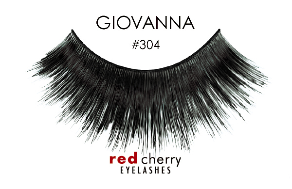 Red Cherry Eyelashes ciglia finte – False Eyelashes – Giovanna