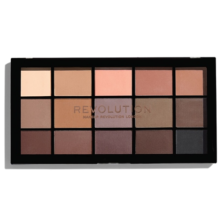 REVOLUTION Lidschattenpalette - Re-Loaded Palette - Basic Mattes