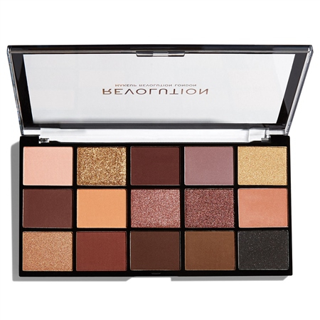 REVOLUTION Paleta sjenila - Re-Loaded Palette - Velvet Rose